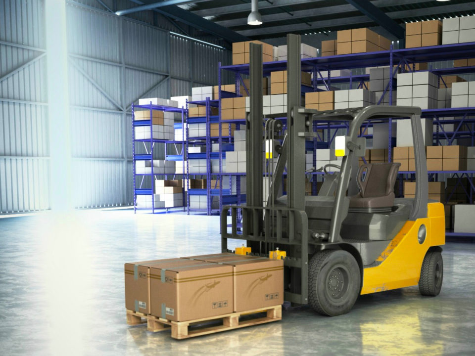 articles forklift