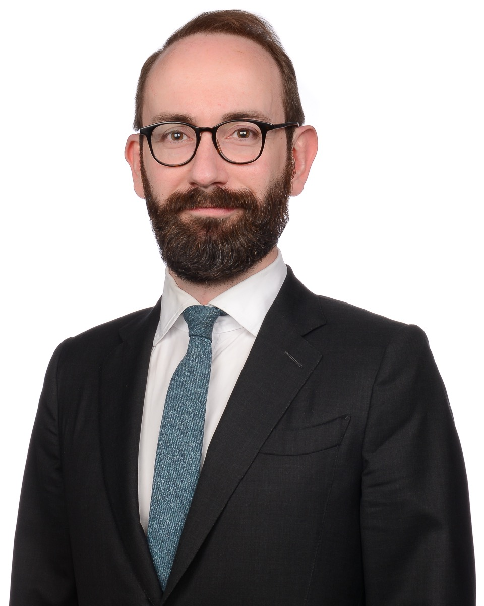 Ciaran Mcgrath toronto litigation lawyer